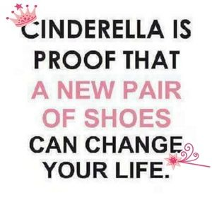 So Go Ahead and BUY the SHOES!!!